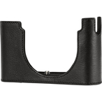 Protector D-Lux 7, leather, black