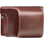 Ever - ready case Leica X (Typ 113), leather, brown (Vintage)