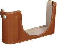 Camera protector D-LUX , leather, cognac
