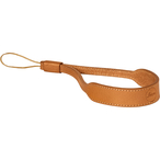 Wrist strap Leica D-Lux7, leather, brown