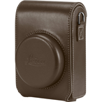 Case C-Lux, leather, taupe