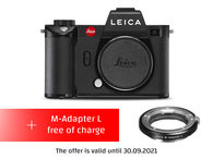 Leica SL 2 + M-Adapter L fee of charge