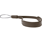 Wrist strap C-Lux, leather, taupe