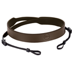 Carrying strap C-Lux, leather, taupe