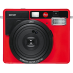 Leica Sofort, red