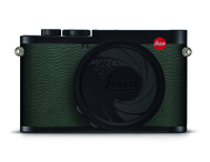 """Leica Q2  LEICA Q2 """"007 Edition""""  (limited edition set  with Globe-Trotter case)"""