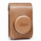 Leather case for Leica D-LUX (typ 109) , brown