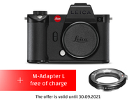 Leica SL2-S body + M-Adapter L fee of charge