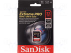 Sandisk Extreme Pro SDHC 32GB 300 MB/s
