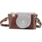 Protector for X Vario (Typ 107) and X (Typ 113), leather, brown (Vintage)