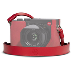 Carring Strap Q2, leather, red